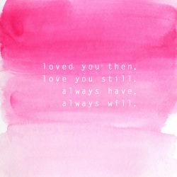 Love Valentines, Free Quote, Free Printable