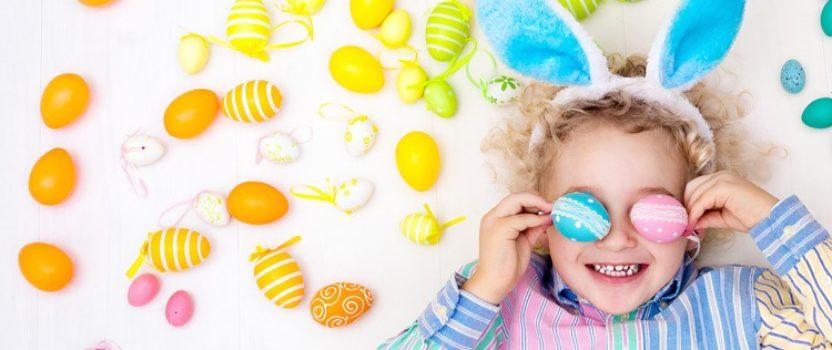 Utah's List of Easter Egg Hunts 2017