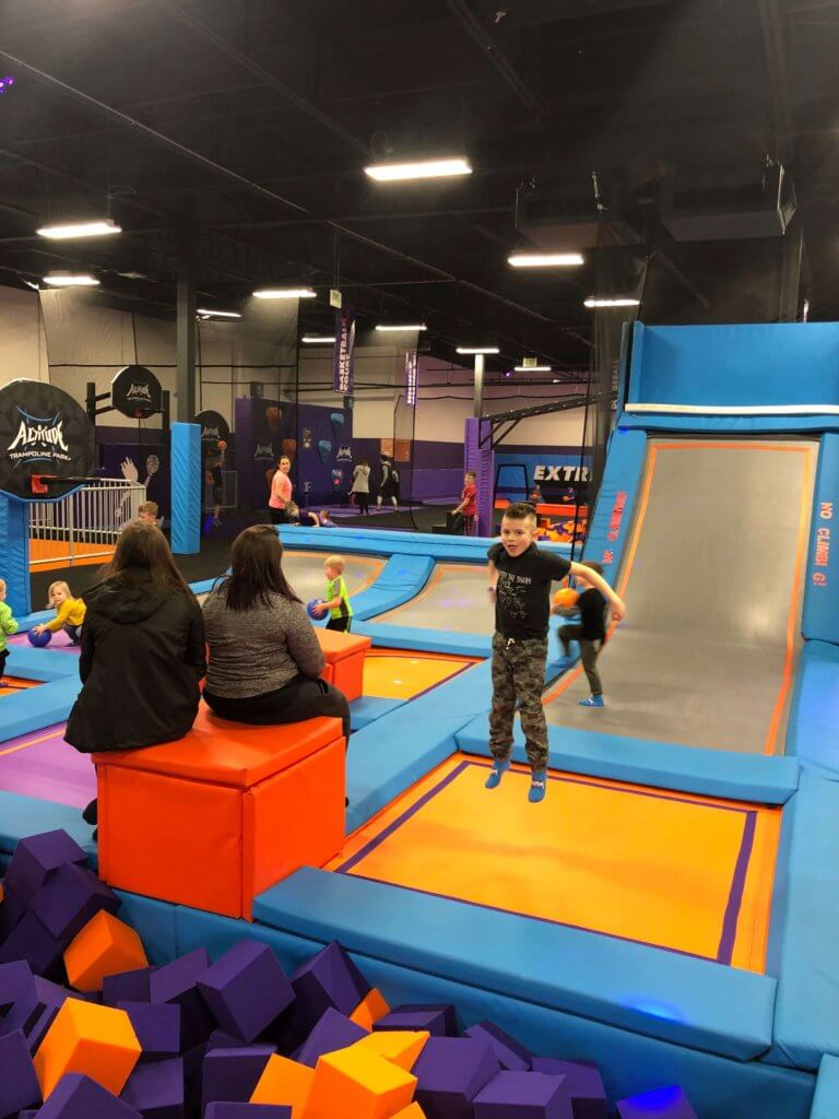 Altitude Trampoline Park - Tips & Coupon - Fun Things to do